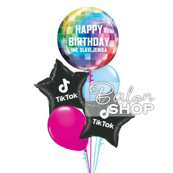 tik tok rodjedanski baloni