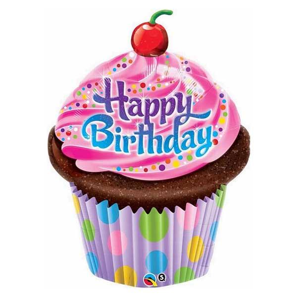 torta sa visnjom balon