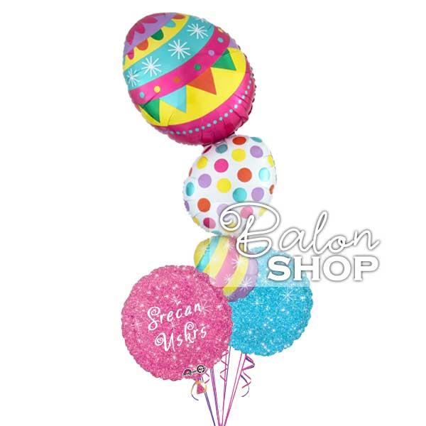 uskrsnja jaja baloni