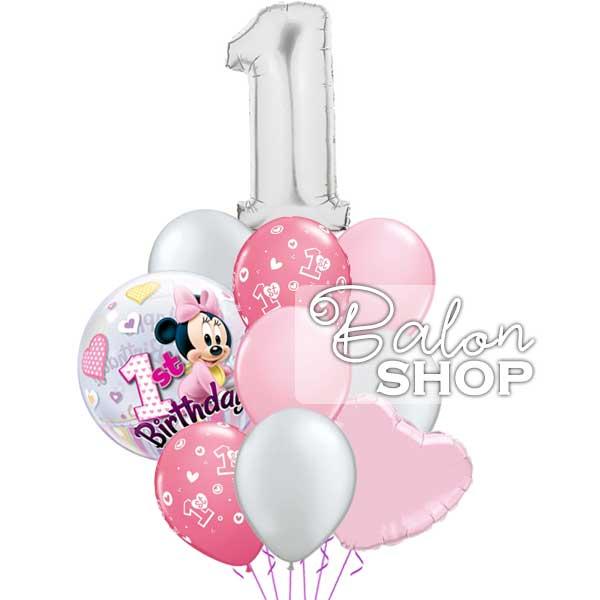 veliki minnie buket balona