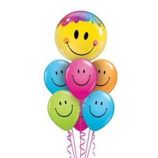 Smile baloni buket