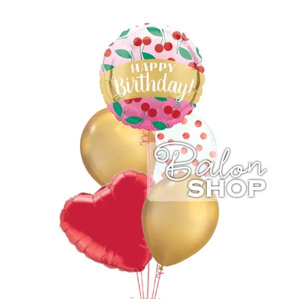 visnjica rodjedanski buket helijumskih balona