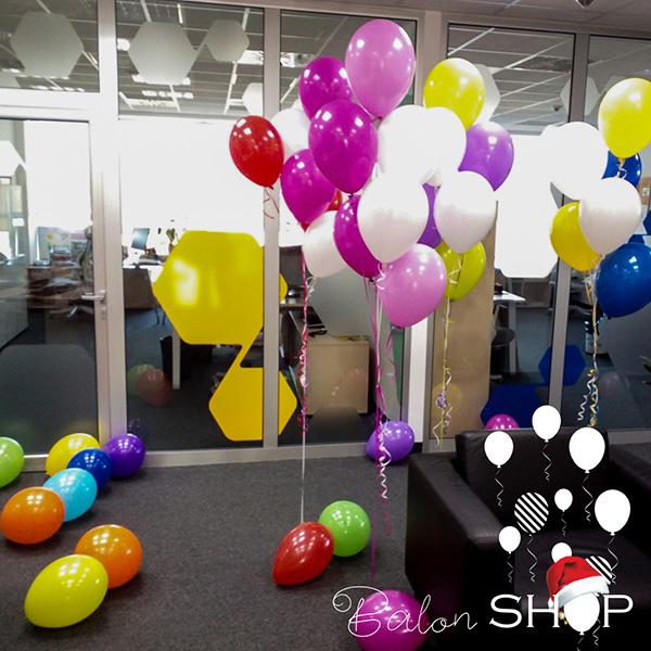 baloni na podu