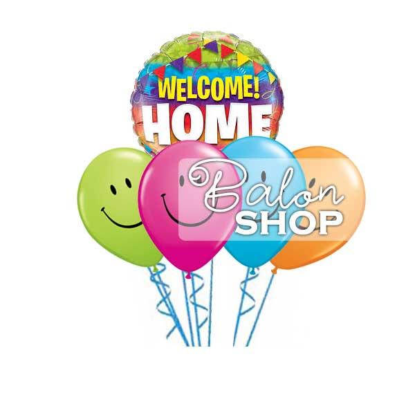 welcome hme buket balona