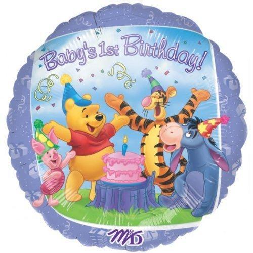 winnie the pooh prvi rodjendan
