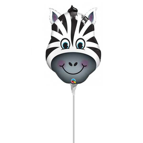 zebra mali balon