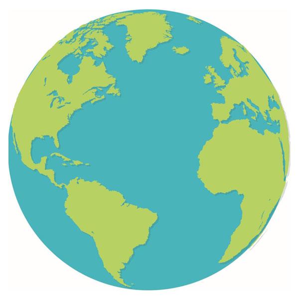 planeta zemlja salvete