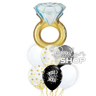 Girls Night Out sa prstenom i konfetama b.b.