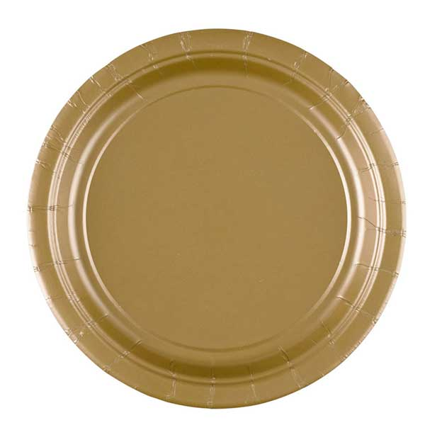 zlatni tanjirici